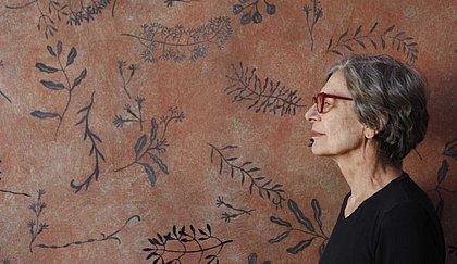 Liliane Dardot apresenta pinturas inspiradas na natureza do Cerrado