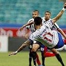 Com um belo voleio, Rossi garantiu o Bahia na Copa Sul-Americana de 2021