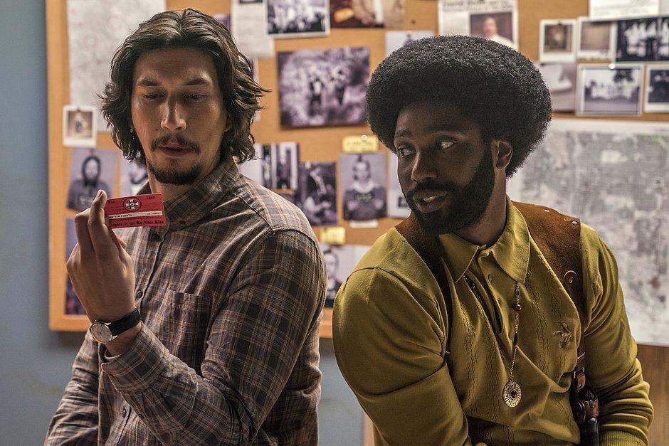 Spike Lee denuncia o racismo no premiado filme Infiltrado na Klan