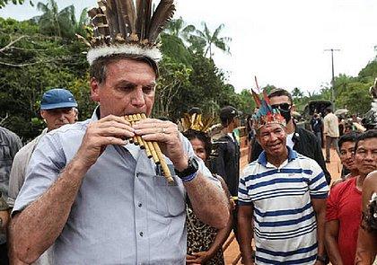 Marco temporal: Bolsonaro diz que demarcações indígenas 'acabaram com Roraima'