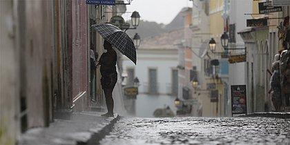 Final de semana será de chuva em Salvador e região metropolitana