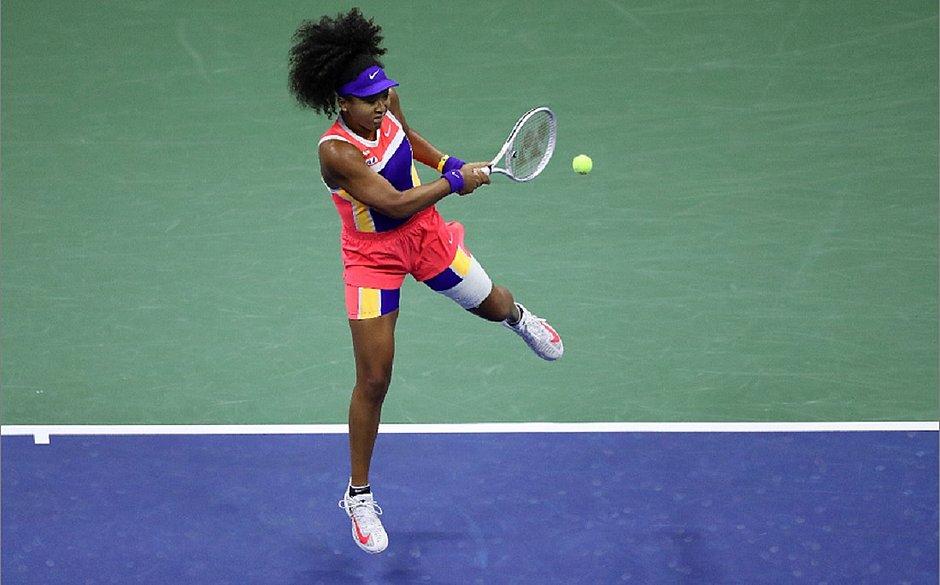 Osaka avançou para as quartas de final do US Open