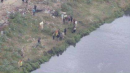 Ossada é achada em área onde homem teria deixado corpos de meninos desaparecidos