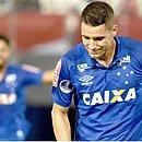 Afastado do Cruzeiro, Thiago Neves desabafa nas redes sociais