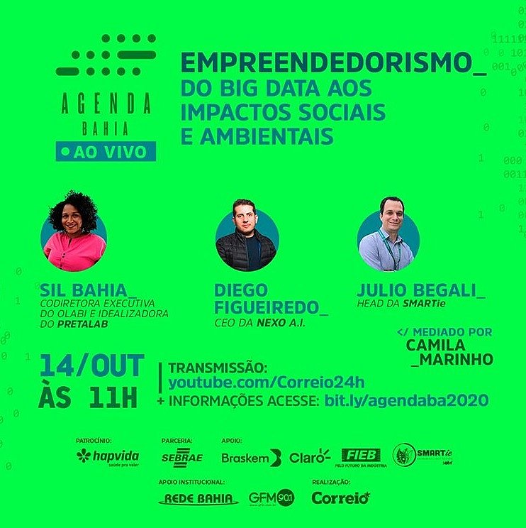 Empreendedorismo é o tema de Agenda Bahia Ao Vivo