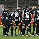 Corinthians foi derrotado pelo Atlético-GO na estreia pela Série A