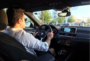 Fazer o test drive é fundamental para definir a escolha. Se necessário, faça mais de uma vez