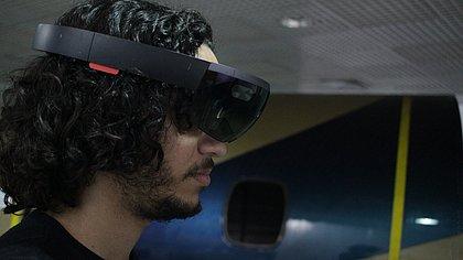 Óculos é ferramenta mais comum para realidade aumentada