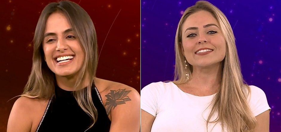 Baiana Carol Peixinho é eliminada do BBB; Paula e Alan disputam final