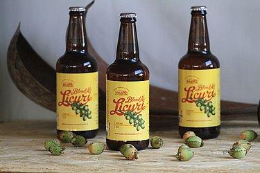 Cerveja de licuri da Monte Sabores