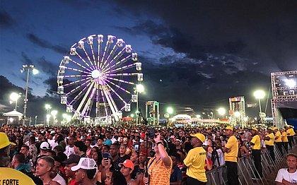 Kannário e Gusttavo Lima: veja o que rolou no terceiro dia do Festival Virada