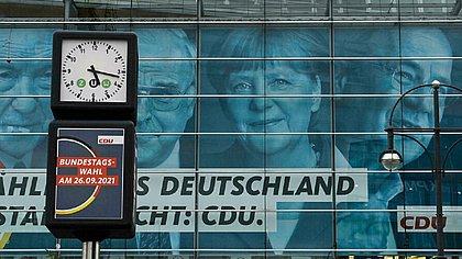 Na Alemanha, contagem parcial mostra vitória apertada dos social-democratas