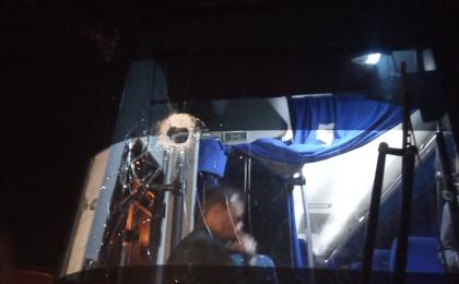 Caravana que prepara ajuda humanitária é atacada na Venezuela