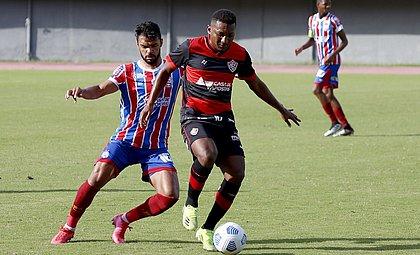 Ba-Vi terminou sem gols pelo Campeonato Brasileiro de aspirantes
