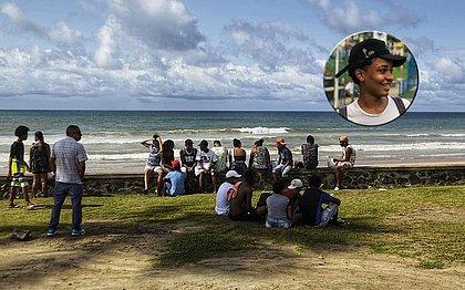 Corpo de adolescente que sumiu após banho de mar é encontrado na Pituba