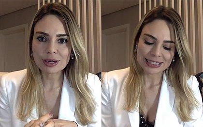 Rachel Sheherazade afirma ter sido demitida do SBT por e-mail; veja vídeo