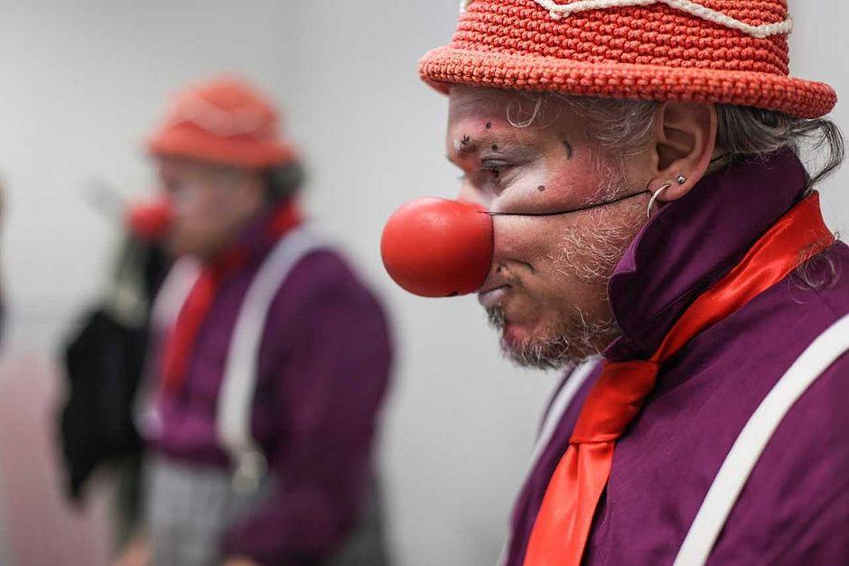 Espetáculos de palhaçaria tomam a semana no Teatro Gamboa Nova