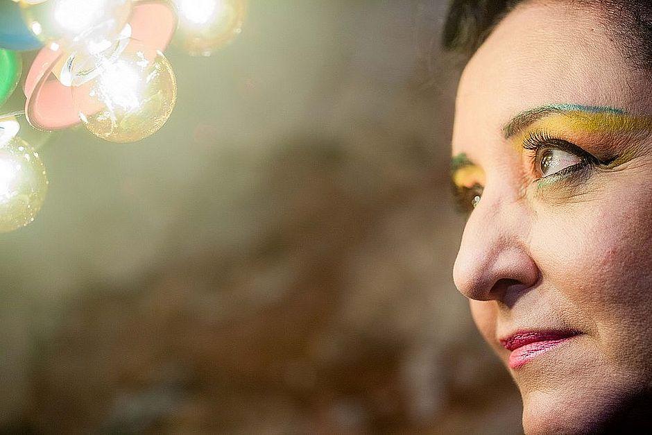 Rita Assemany participou recentemente da minissérie Entre Irmãs, na Globo