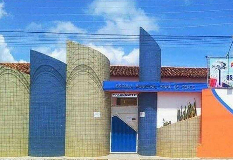 Escola Pingo de Gente foi a mais bem avaliada entre as cidades de Licínio de Almeida e tem melhor nota da Bahia