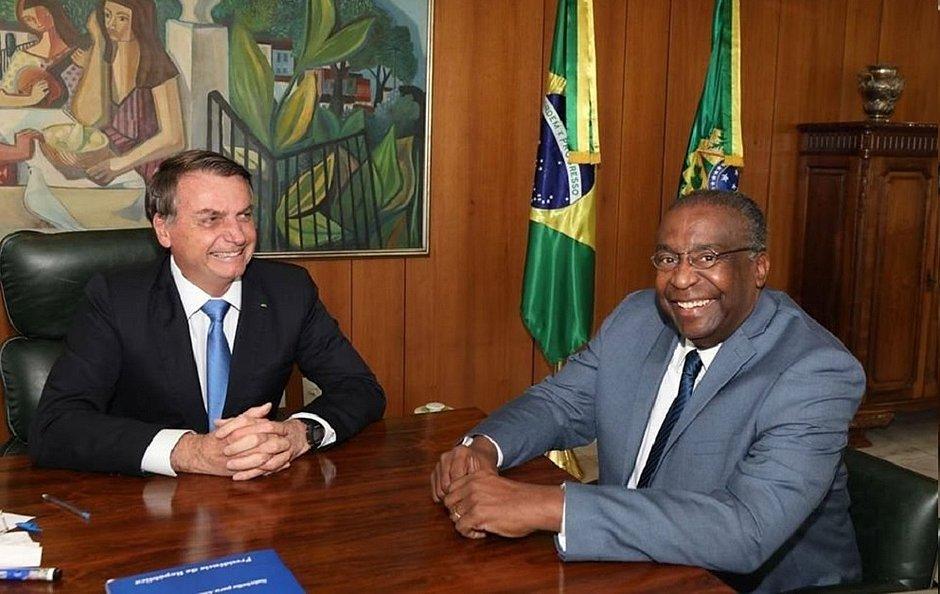 Carlos Alberto Decotelli da Silva é o novo ministro da Educação