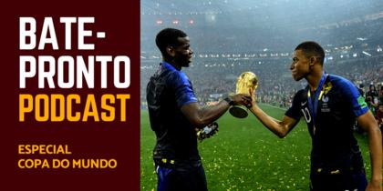 Podcast #50 discute a Copa de 2018 e projeta 2022