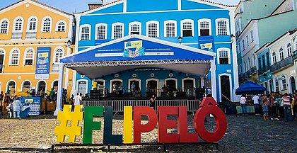 Festival literário Flipelô divulga datas da quarta edição, que será em 2020