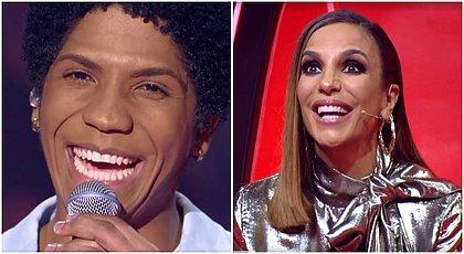 The Voice: Ivete Sangalo convida Samuel para cantar no Salvador Fest