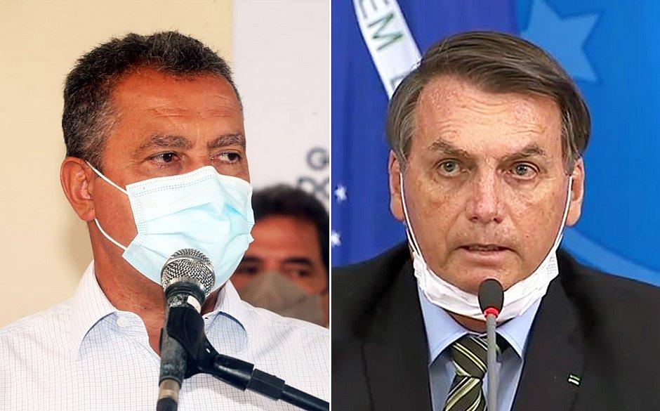 'Uma bobagem atrás da outra', diz Rui Costa sobre falas de Bolsonaro em relação à vacina