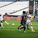 Vitinho marcou um dos gols do Fla na goleada