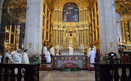 Missa celebra 344 anos da elevação da Diocese à Arquidiocese de São Salvador da Bahia