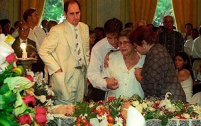 Jorge Amado morreu no dia 6 de agosto de 2001