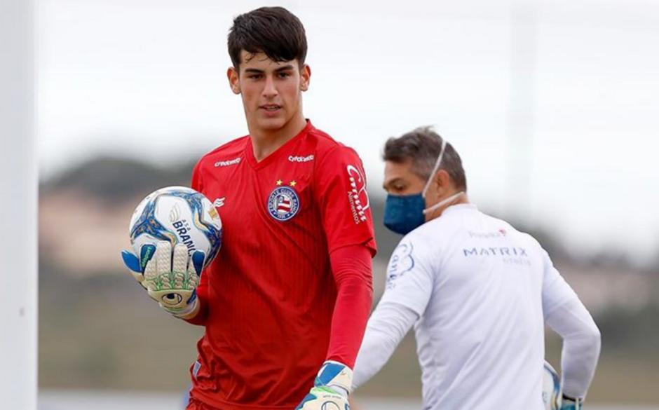 Gabriel já foi convocado em outras oportunidades para a base da seleção brasileira