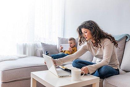 Cerca de 97% afirmam que o benefício do home office será um diferencial no momento de escolher a empresa onde  trabalhar