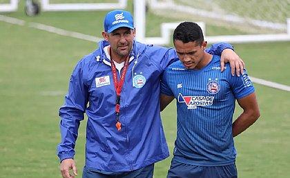 Chegada de Dabove teve influência para virada de Lucas Araújo no time tricolor