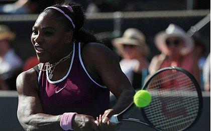 Serena Williams vence Amanda Anisimova no Torneio de Auckland