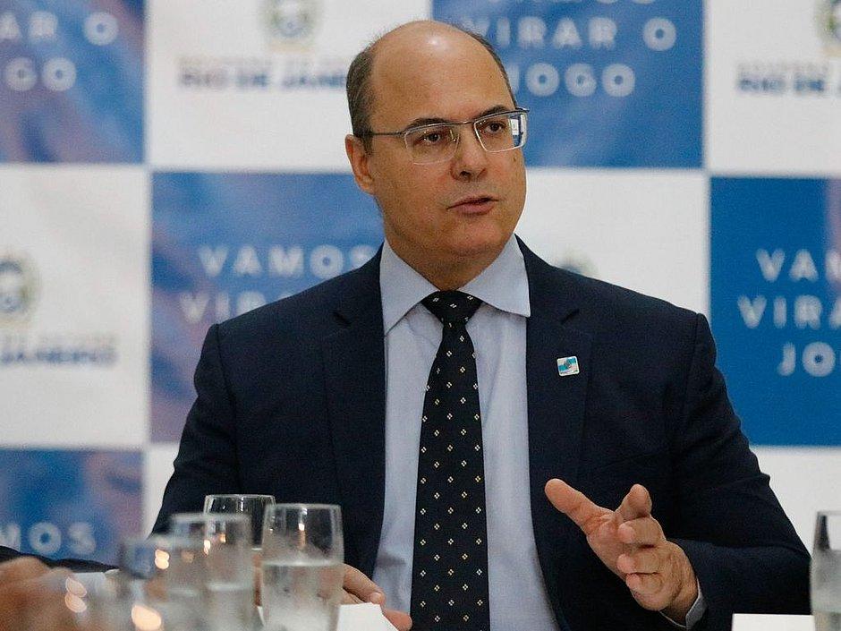 PGR: 'caixinha' na Saúde arrecadou R$ 50 milhões para Witzel e Pastor Everaldo