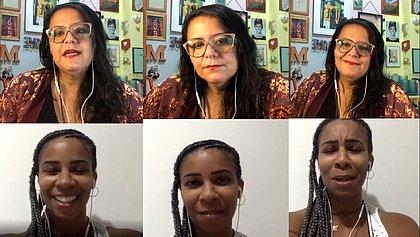 """""""A gente precisa se posicionar"""", diz Rita Batista em live com o CORREIO"""