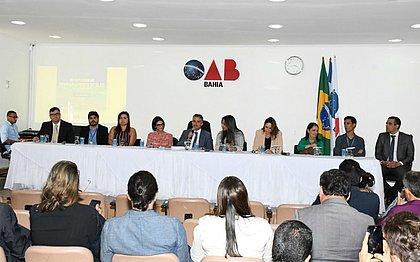 Audiência reuniu representantes de diversos órgãos