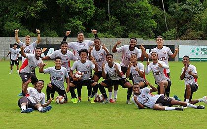 Sub-23 se reapresentou nesta semana na Toca do Leão