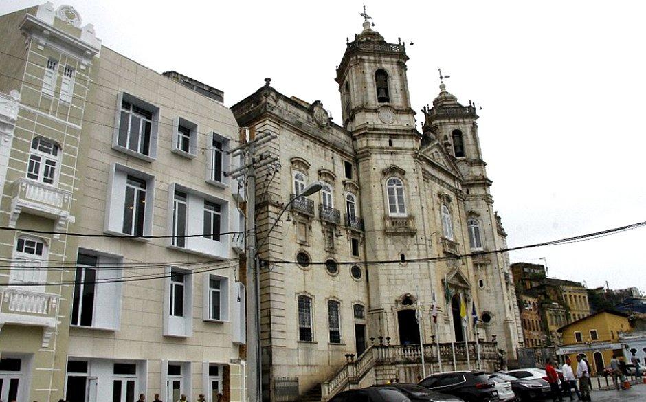 Cerimonial da Igreja da Conceição é inaugurado no Centro Histórico