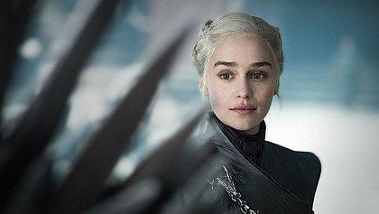 Emilia Clarke interpretou a rainha Danaerys Targaryen em Game of Thrones