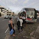 Primeira viagem baiana do Buser fez o roteiro Salvador/ Recife com  paradas em Aracaju e Maceió