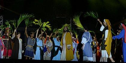 A peça será encenada na Praça Municipal