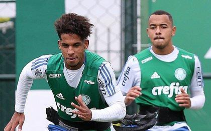 Vitinho pertence ao Palmeiras, que o emprestará novamente