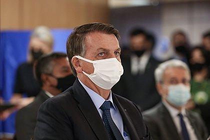 Bolsonaro diz que entende atos antidemocráticos como liberdade de opinião