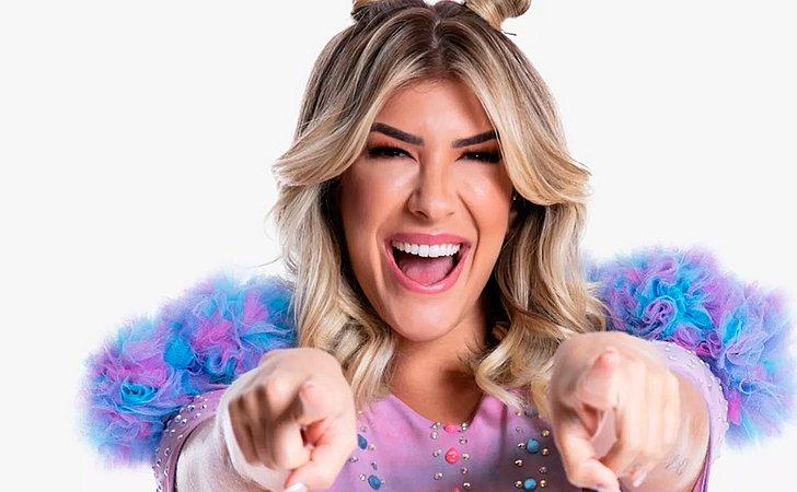Show de Lore Improta é adiado por conta do tempo em Salvador