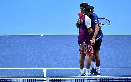 Marcelo Melo e Lukasz Kubot vão às semis de duplas do ATP Finals
