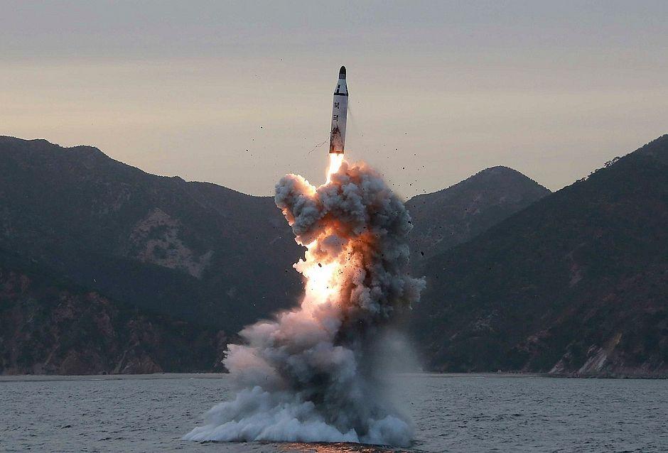 Exército sul-coreano diz que Coreia do Norte prepara outro teste de míssil