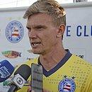 Douglas diz que o Bahia está preparado para enfrentar o Grêmio