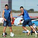 Bahia precisa dos gols de Gilberto para despachar o Melgar e avançar na Sul-Americana; Rodriguinho pode ser novidade